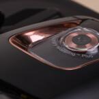 Die Kamera fotografiert die Decka ab und ermöglicht dem Roboter so seine Orientierung.