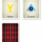 Y für Yellow.