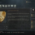 Nützlich: Mit dem Zeichen des starken Jägers könnt ihr auch aus einer Boss-Arena flüchten und eure Blutechos retten.