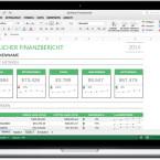 Excel für Mac bietet laut Microsoft eine neue Benutzeroberfläche und eine Vielzahl von Funktionen aus Excel 2013 für Windows.