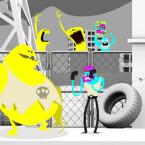 Für die PS Vita im April: MonsterBag (Quelle: IguanaBee)