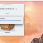 Die Software wird auf eurem Mac installiert.