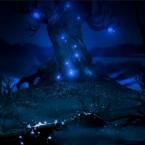 Der Ursprung der Energie und des Lichts ist ein Baum. Avatar lässt grüßen!