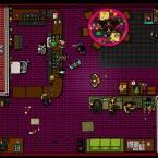Einer der wenigen lauschigen Momente im Spiel: vier Freunde in einer Bar.