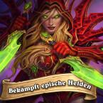 ...die bekannten Charakteren des Warcraft-Universums nachempfunden sind.