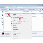 """Nachdem die Dateien entpackt sind, könnt ihr das Tool das erste Mal starten. Ihr solltet die Softwaresammlung als Administrator starten. Klickt die Datei """"wscc.exe"""" mit der rechten Maustaste an und wählt im Kontextmenü """"Als Administrator ausführen""""."""