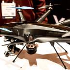 Der Hexacopter Hexo+ auf der CES 2015.