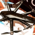 Sicherlich eines der Drohnen-Highlights der Messe.