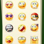Für Aufsehen werden auch die Emojis in 3D-Optik sorgen.