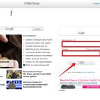 """Gebt auf der Webseite """"http://email.t-online.de"""" eure Zugangsdaten bestehend aus eurer T-Online-E-Mail-Adresse und dem Passwort ein und klickt auf Login."""