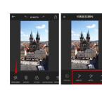 """Genau genommen benötigt ihr mit Fotor zwei Klicks, um euer Foto zu optimieren. Zuerst klickt ihr auf """"Verbessern"""", und anschließend könnt ihr aus drei Abstufungen die Optimierung des Fotos auswählen beziehungsweise damit experimentieren."""