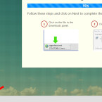Habt ihr die Installation der Zusatzfunktionen erlaubt, so wird eine MSI-Datei auf euren Computer geladen. Diese müsst ihr nach dem Abschluss des Downloads ausführen.