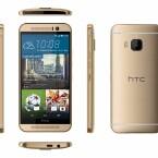 Wie HTC mitteilt erstrahlen bei dieser Version Rahmen und Gehäuse in verschiedenen Farbtönen.