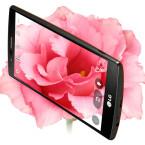 Das LG G4 bietet ein 5,5 Zoll großes Display.