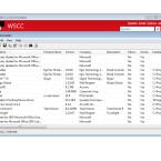 MyUninstaller zeigt alle installierten Programme auf dem Computer mit zahlreichen Zusatzinfos an. Dazu gehören der Name und die Webseite des Entwicklers, die Version, der Installationspfad und der Registry-Key. Software lässt sich über das Tool deinstallieren und die Liste der installierten Programme in eine Textdatei exportieren.