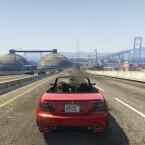 Optisch zeichnet sich die PC-Version von GTA 5 mit hoher Weitsicht...