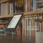 Per WLAN gelangen Bücher auf den E-Book-Reader.