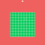 Siehst du das andersfarbige Quadrat?