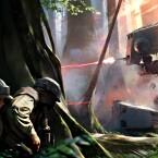 Star Wars: Battlefront schickt euch nach Endor,...