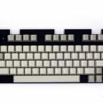 Die Tastatur des Mega65.