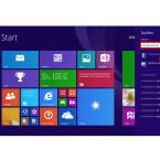 """Tippt in das Suchfeld von Windows 8 """"Energieoptionen"""" ein. Die Suche öffnet ihr mit einem Klick auf das Lupen-Icon rechts oben auf der Startseite. Aus der Liste mit den Suchergebnissen wählt ihr """"Energieoptionen"""" mit einem Klick aus."""