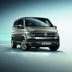 VW Nutzfahrzeuge stellte in Amsterdam die sechste Generation des Transporters vor.
