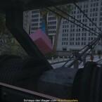 ...zeigt sich doch in einigen Missionen - wie hier beim Abschleppen von Autos...