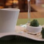 Das Bocusini Team aus Freising hat einen 3D-Drucker entwickelt, mit dem man Essen drucken kann.