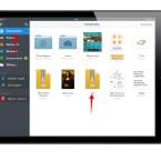 """In Documents findet ihr die gespeicherten Dateien unter dem Reiter """"Dokumente"""". Dabei spielt es keine Rolle, ob ihr einen ZIP-/RAR-Anhang über die E-Mail-App oder eine Datei von einer Webseite mit Safari gespeichert habt. Tippt das Archiv an, welches ihr entpacken möchtet."""