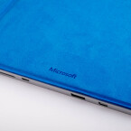 Das Type Cover schützt auch den Bildschirm