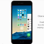 Von vielen iPhone-Nutzer ersehnt: Alle Apps mit nur einem Tipp schließen.