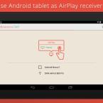 Mirroring360 - AirPlay Receiver: Über dieses Tool übertragt ihr den Bildschirm eures iPhone, iPad oder iPod touch auf euer Android-Smartphone. Das Android-Gerät könnt ihr mithilfe der App auch als AirPlay Receiver nutzen. 6,15 Euro gespart.