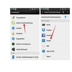 """Öffnet auf eurem Android-Smartphone die Einstellungen. Jetzt gibt es mehrere Möglichkeiten. Entweder findet ihr im Menü einen Punkt """"Datenschutz"""", """"Werbung"""" oder ihr klickt auf """"Konten"""" und wählt anschließend euer Google-Konto aus."""