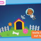 Sago Mini Space Explorer: Einen Hund, der durch den Weltraum fliegt, bewegt ihr in dieser App mit euren Fingern. Dabei müsst ihr Markierungspunkte erreichen, um lustige Animationen zu entdecken. Ein Spielspaß für Kleinkinder ohne Werbung und In-App-Käufe. 99 Cent gespart.