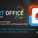 Smart Office 2: Anzeigen, bearbeiten und speichern von Office-Dokumenten ist mit dieser Büro-App auch von unterwegs möglich. Dokumente können in PDF-Dateien konvertiert werden. Auch das Drucken der Dokumente über Wireless-Drucker ist möglich. Die Tabellenkalkulation kommt ebenfalls nicht zu kurz. 7,48 Euro gespart.