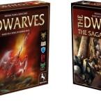 Bei The Dwarfes handelt es sich um ein Brettspiel, das von Pegasus Spiele angepriesen wird.