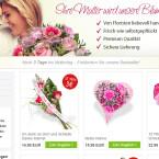 """Valentins.de: Euren Strauß solltet ihr hier bis spätestens 13 Uhr am Freitag bestellen. Normalerweise werden die Blumen am Samstag geliefert. Gegen einen Aufpreis von 22,99 Euro wird auch sonntags zugestellt. Besser ist auch hier: Wer schneller ist, hat die größere Auswahl an Sträußen. Denn zu ersten Einschränkungen kommt es bereits jetzt. Die gleichen Bestellfristen gelten für flowerdreams.de und lidl-blumen.de, die zur Valentins GmbH gehören. Noch bis zum Freitag könnt ihr euch bei Lidl-Blumen mit dem Gutschein-Code """"lidlmama29"""" fünf Euro Rabatt auf euren Strauß sichern."""