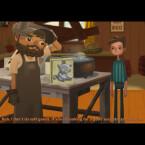 Wil Wheaton (links) und Elijah Wood (rechts) sprechen zwei der vielen Figuren.