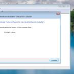 Windows zeigt euch jetzt an, wenn ihr den neuen Treiber installieren könnt. Folgt den Anweisungen auf dem Bildschirm. Falls ihr bereits die aktuellste Treiberversion installiert habt, wird dies ebenfalls angezeigt.