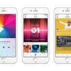 Mit der Apple Music App wollen die Entwickler aus Cupertino Spotify Konkurrenz machen.