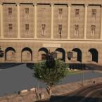 Die Bank aus GTA 3.