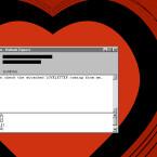 Der I Love You-Virus war ein als Liebesbrief getarntes Visual Basic-Script,  welches sich als Anhang in Emails versteckte. Der Virus verbreitete sich unaufhaltsam und richtete einen geschätzten Schaden von 5,5 Milliarden US-Dollar an.
