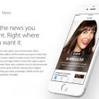Apple wird mit iOS 9 eine neue News-App, die euch entsprechende eures Verhaltens mit relevanten Informationen versorgt.