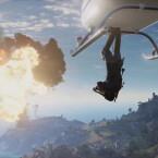 Jede Menge Action und vor allem Spielspaß versprechen die Entwickler von Just Cause 3
