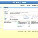 """Um einen Neustart der Fritz!Box auszulösen, klickt ihr auf der Übersichtsseite im linken Menü auf """"System""""."""