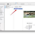 Öffnet Gifrocket und sucht im Finder nach dem Video, dessen Ausschnitt ihr als GIF-Datei umwandeln möchtet. Befindet sich das Video in der Fotos-App, so müsst ihr die Datei erst exportieren, bevor ihr über den Finder darauf zugreifen könnt.