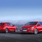 Golf-Konkurrent: Der neue Opel Astra wirkt auf den ersten Blick frisch.