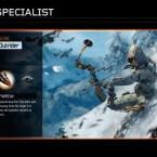 Outrider<br> Waffe: Sparrow - Bogen mit Explosionspfeilen<br> Spezialfähigkeit: Vision Pulse - markiert versteckte Gegner