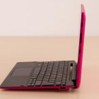 ...denn Acer hat uns das Aspire Switch 10 E in Pink geschickt. Auf diesen Bildern seht..