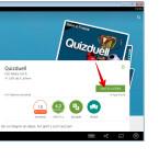 """Jetzt könnt ihr die Android-App in BlueStacks installieren, so wie ihr das von eurem Android-Smartphone gewohnt seid. Klickt dazu auf """"Installieren""""."""